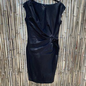 Suzi Chin for Maggy Boutique Side Ruched Dress $